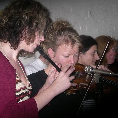 Fiddle Party 2006