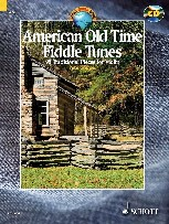 American Old Time Fiddle Tunes book cover