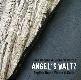 Cd cover Angel's Waltz