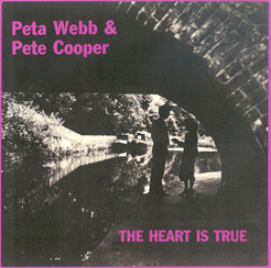 LP Cover The Heart is True