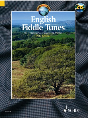 Book Cover English Fiddle Tunes