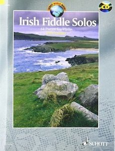 Irish Fiddle Solos Book Cover