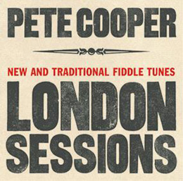 CD The London Sessions front cover