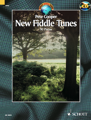 New Fiddle Tunes Cover