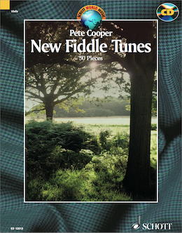 New Fiddle Tunes book cover