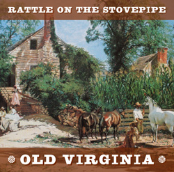Old Virginia CD Cover