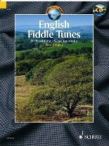 Cover of book: English Fiddle Tunes